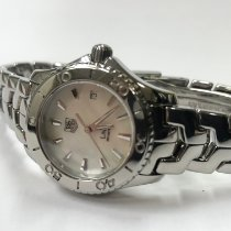 TAG Heuer Link Lady Steel 27mm Mother of pearl No numerals