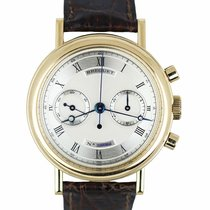 Breguet Classique Yellow gold 36mm Roman numerals United States of America, New York, Smithtown