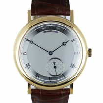 Breguet Yellow gold Automatic Roman numerals 40mm pre-owned Classique