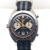 Heuer Steel 42mm Automatic 1163 pre-owned United States of America, New York, New York