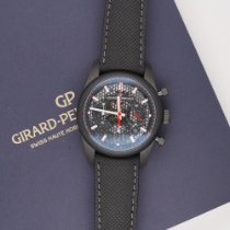 Girard Perregaux Competizione Carbon 42mm Transparent