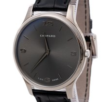 Chopard White gold 39 mmmm Automatic 1902 pre-owned