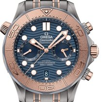 Omega Seamaster Diver 300 M 210.60.44.51.03.001 2020 new