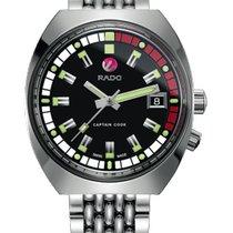 Rado HyperChrome Captain Cook nuevo Automático Reloj con estuche y documentos originales R33522153