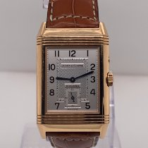 Jaeger-LeCoultre Reverso (submodel) Rose gold White Arabic numerals United States of America, New York, New York