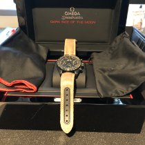 Omega Speedmaster Professional Moonwatch Ceramic Black No numerals United Kingdom, North Chailey