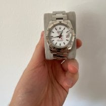 Rolex Datejust Turn-O-Graph Steel 36mm White No numerals United States of America, New York, New York