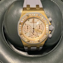 Audemars Piguet Royal Oak Offshore Lady Or jaune Argent