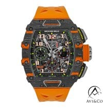 Richard Mille Carbon 44mm Automatic RM11-03 pre-owned United States of America, New York, New York