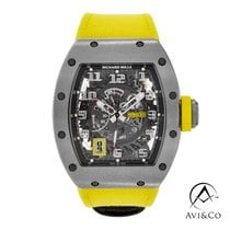 Richard Mille RM 030 Titane 50mm Gris Arabes