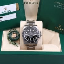 Rolex Submariner (No Date) 114060 2018 pre-owned