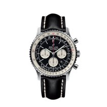 Breitling Navitimer 01 (46 MM) Steel 46mm Black No numerals United States of America, New York, Forest Hills