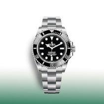 Rolex Submariner (No Date) Steel 41mm Black No numerals United States of America, New York, New York