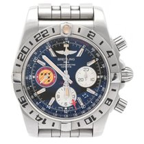 Breitling Chronomat 44 GMT AB04203J/BD29/377A 2015 pre-owned
