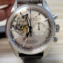 Zenith El Primero Chronomaster new 2015 Automatic Chronograph Watch with original box and original papers 03.2080.4021/01.c494