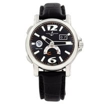 Ulysse Nardin Dual Time Steel 42mm Black No numerals United States of America, Arizona, SCOTTSDALE