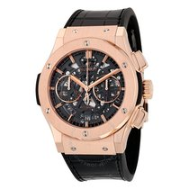 Hublot Classic Fusion Aerofusion new 2021 Automatic Watch with original box and original papers 525.OX.0180.LR