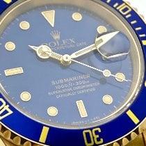 Rolex Submariner Date 16618 1993 gebraucht