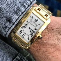 Cartier Tank Américaine United States of America, New York, New York