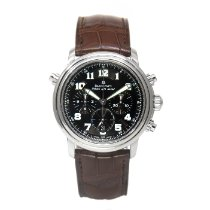 Blancpain Léman Fly-Back Steel 40mm Black Arabic numerals United States of America, Arizona, Scottsdale