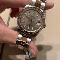 Rolex 126331 Or/Acier 2020 Datejust II 41mm nouveau