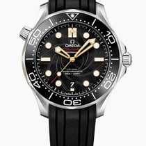Omega Seamaster Diver 300 M Steel 42mm Black No numerals United States of America, New Jersey, Oakhurst