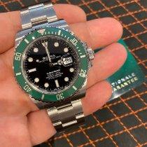 Rolex Acier 41mm Remontage automatique 126610lv nouveau