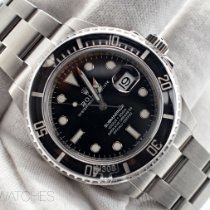 Rolex Submariner Date Steel 41mm Black No numerals United States of America, Florida, Orlando