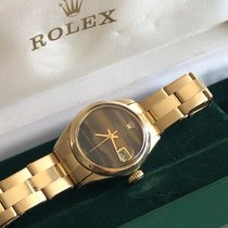 Rolex 6916 Yellow gold 1974 Oyster Perpetual Lady Date 26mm pre-owned United States of America, New York, Miami Office