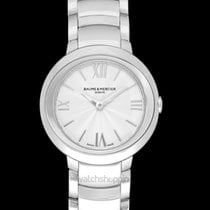 Baume & Mercier Promesse Steel 33mm Silver United States of America, California, Burlingame