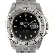 Tudor 73190 Very good Steel 34mm Automatic