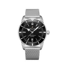 Breitling Superocean Heritage II 46 Steel 46mm Black No numerals United States of America, New York, New York City