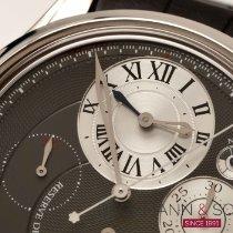 Montblanc Villeret White gold 47mm Grey No numerals