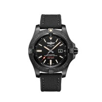 Breitling Avenger Blackbird Titanium 48mm Black No numerals United States of America, New York, Forest Hills