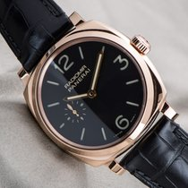 Panerai PAM 00575 Or rose 2016 Radiomir 1940 3 Days 42mm occasion
