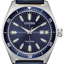 Citizen Steel 43mm Blue No numerals United States of America, New York, Bellmore