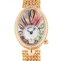Breguet Damenuhr Reine de Naples 36mm Automatik gebraucht Nur Uhr