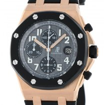 Audemars Piguet 25940OK.OO.D002CA.01 Or rose 2010 Royal Oak Offshore Chronograph 42mm occasion