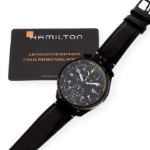 Hamilton Khaki Aviation H76786733 New Steel 46mm Automatic