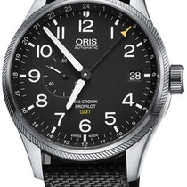 Oris Big Crown ProPilot GMT 45mm Noir