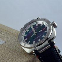 Michel Herbelin Newport (submodel) Steel 42mm Blue No numerals