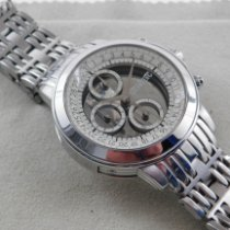 Quinting Steel 44mm Quartz QSL52 pre-owned