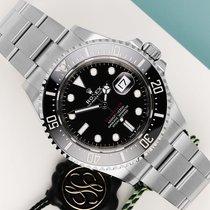 Rolex Sea-Dweller Ocel 43mm Černá