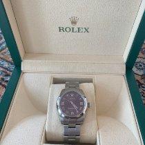 Rolex Oyster Perpetual 31 Stahl 31mm Schwarz Deutschland, Neuss