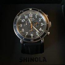 Shinola Acero 48mm Cuarzo S0100092 usados