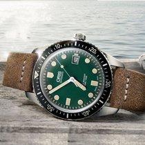 Oris Divers Sixty Five Zeljezo 40mm Zelen Bez brojeva
