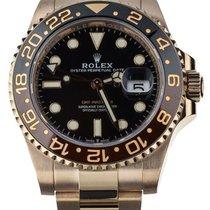 Rolex 126715 GMT-Master II 40mm подержанные