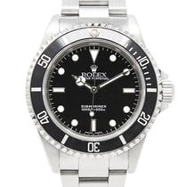 Rolex Submariner (No Date) 14060M 2006 pre-owned