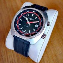 Longines Heritage neu Automatik Uhr mit Original-Box und Original-Papieren L2.795.4.52.9
