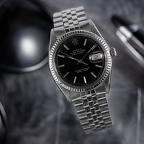 Rolex Datejust Acier Noir France, Paris